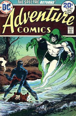 New Comics / New Adventure Comics / Adventure Comics (1935-1983; 2009-2011) (Saddle-Stitched) #432