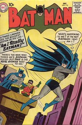 Batman Vol. 1 (1940-2011) (Comic Book) #112