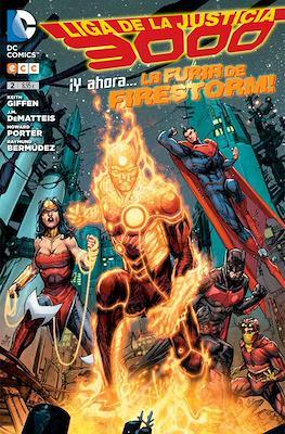 Liga de la Justicia 3000 (Rústica.) #2