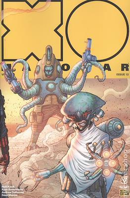 X-O Manowar Vol. 4 (2017-2019 Variant Cover) #12.3