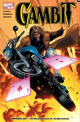 Gambit Vol. 4 (Digital) #6