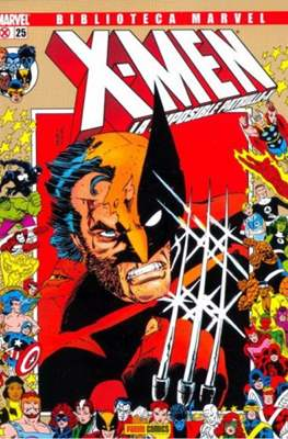 Biblioteca Marvel: X-Men (2006-2008) (Rústica 160 pp) #25