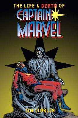 The Life & Death of Captain Marvel