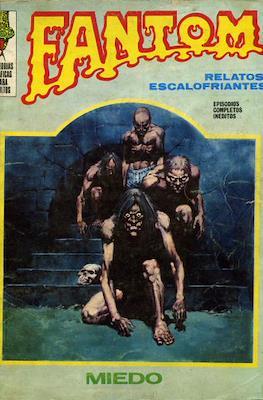 Fantom (1972-1974) (Grapa 64 pp) #21