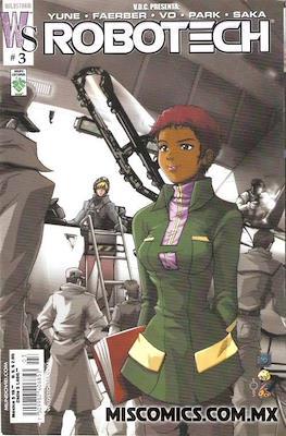 Robotech (Grapa) #3