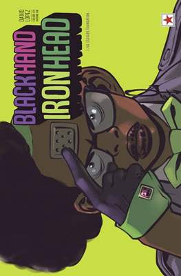 Blackhand Ironhead (Digital) #2