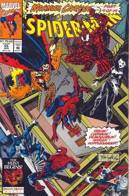 Spider-Man (Vol. 1 1990-2000) (Comic Book) #35