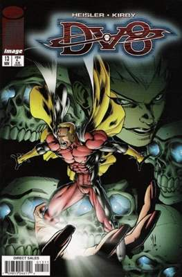 Dv8 (Comic Book) #13