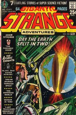 Strange Adventures (Comic Book) #228