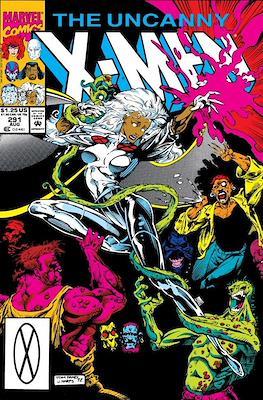 The Uncanny X-Men (1963-2011) (Comic-Book) #291