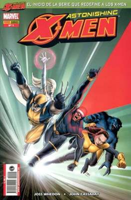 Astonishing X-Men Vol. 1 (2005-2006) (Grapa 24 pp) #1