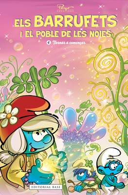 Els Barrufets i el poble de les noies (Cartoné 48 pp) #4