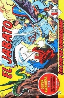 El Jabato. Super aventuras #50