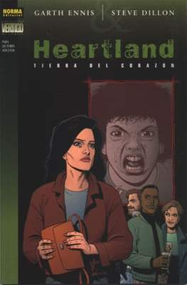 Colección Vértigo (Rústica y cartoné) #135