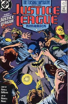 Justice League / Justice League International / Justice League America (1987-1996) (Comic-Book) #32
