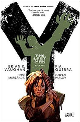 Y: The Last Man - The Deluxe Edition (Softcover 256-320 pp) #2