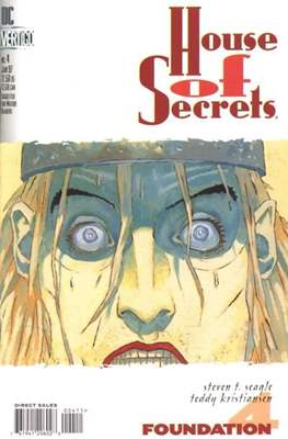 House of Secrets Vol 2 (Grapa) #4