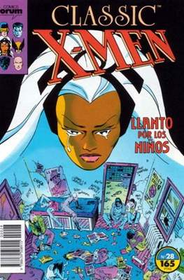 Classic X-Men Vol. 1 (1988-1992) (Grapa 32 pp) #28