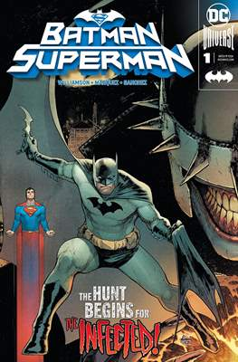 Batman / Superman Vol. 2 (2019 -) (Comic Book) #1