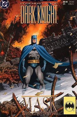 Batman: Legends of the Dark Knight Vol. 1 (1989-2007) (Comic Book) #40