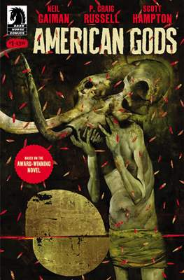 American Gods (Variant Cover)