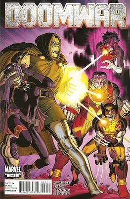 Doomwar (Comic-book) #2