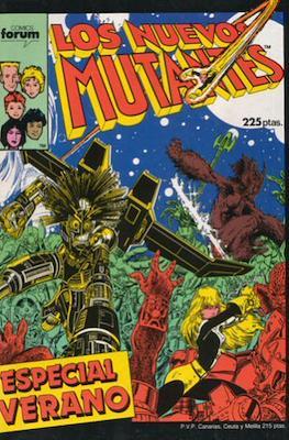 Los Nuevos Mutantes Vol. 1 Especiales (1987-1992) (Grapa 64 pp) #2
