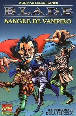 Blade. Sangre de vampiro