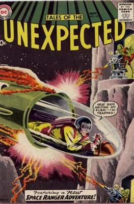 Tales of the Unexpected (1956-1968) (Comic Book) #43
