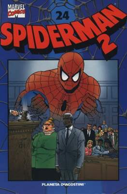Coleccionable Spiderman Vol. 2 (2004) (Rústica, 80 pp) #24