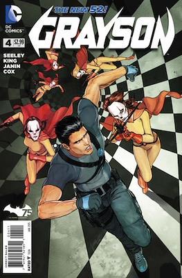 Grayson (2014-2016) (Comic-Book) #4