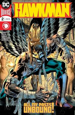 Hawkman Vol. 5 (2018-) (Comic Book) #2