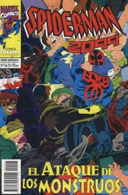 Spiderman 2099 Vol. 1 (1994-1995) #7