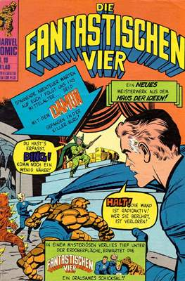 Die Fantastischen Vier (Heften) #19