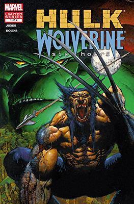Hulk / Wolverine: Six Hours (2003)