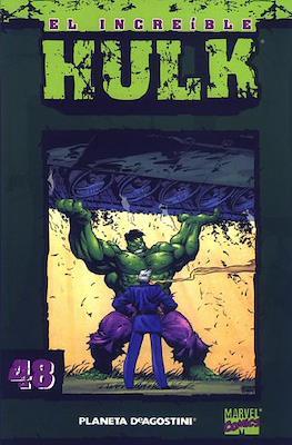 Coleccionable El Increíble Hulk (2003-2004) (Rústica. 80-96 páginas) #48