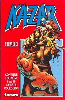 Ka-Zar (1998-1999) (Retapado) #2