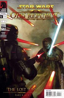 Star Wars - The Old Republic: The Lost Suns (2011) (Grapa) #4