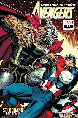 The Avengers Vol. 8 (2018-...) (Comic Book) #28