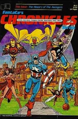 FantaCo's Chronicles (Comic Book. 1982) #4