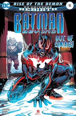 Batman Beyond (Vol. 6 2016-...) #10