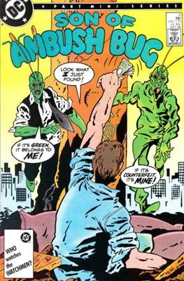 Son of Ambush Bug (Grapa) #3