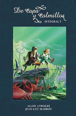 De Capa y Colmillos. Integral (Cartoné 256 pp) #1