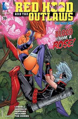 Red Hood and the Outlaws (2011-) New 52 (Comic-Book) #39