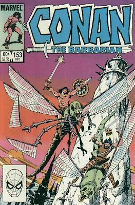 Conan The Barbarian (1970-1993) (Comic Book 32 pp) #153