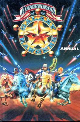 Adventures of the Galaxy Rangers Annual