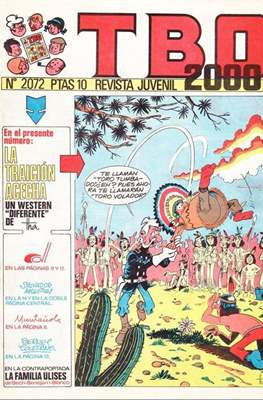TBO 2000 - El TBO (Grapa) #2072