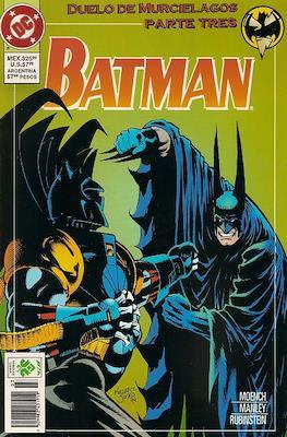 Batman. Duelo de murciélagos #3