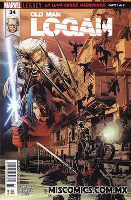 Old Man Logan (Grapa) #34
