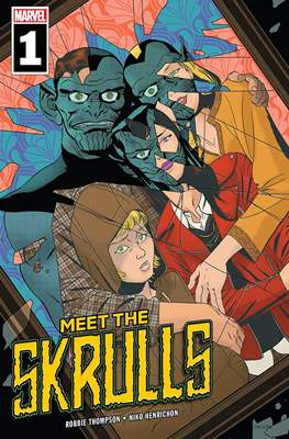 Meet the Skrulls (Comic Book) #1